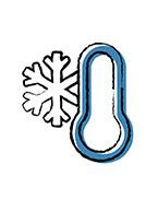 Snel koud